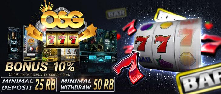 Game Slot Online OSG777
