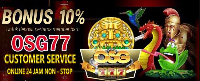 Agen-Judi-Slot-Osg777